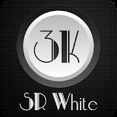 3K SR WHITE - Icon Pack