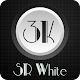 3K SR WHITE - Icon Pack v1.3.3