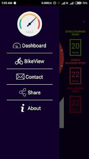 GPS Speedometer Free - náhled