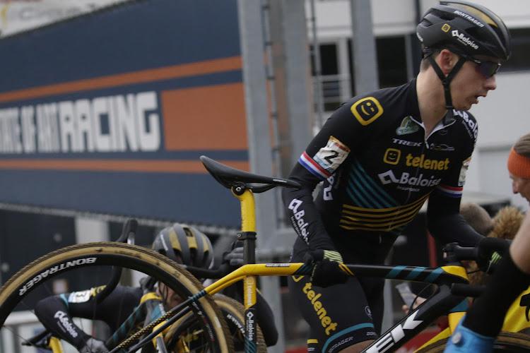 Ziek met oudjaar: Telenet-Baloise ziet renner afhaken voor de GP Sven Nys