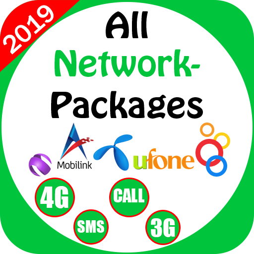 All Network Packages Pakistan 2019: – Apps bei Google Play
