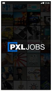 Pxljobs- screenshot thumbnail