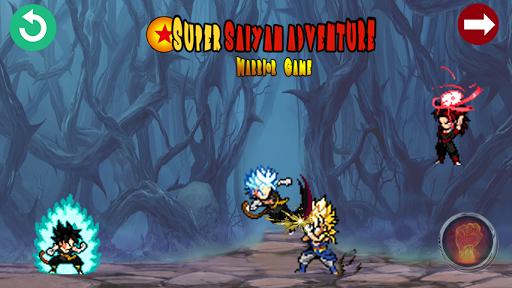 Super Saiyan Adventure - Warrior Game 1.0 {cheat|hack|gameplay|apk mod|resources generator} 2