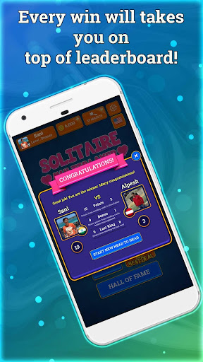 Solitaire Online - Free Multiplayer Card Game 4.8 screenshots 3