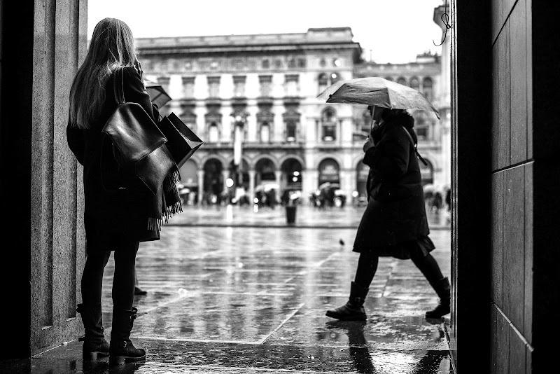 Sotto la pioggia di FabioPozzi