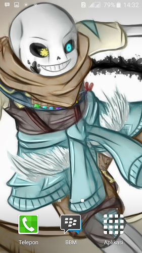 undertale ink sans fight android