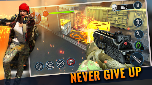 Modern FPS Counter Agent Action Shooter Free Games 1.7 screenshots 2