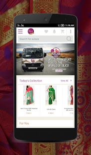Palam Silks - Buy Saree Online- screenshot thumbnail