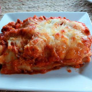 Nina's Lasagna Sauce