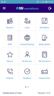 App SBI Samadhaan APK for Windows Phone