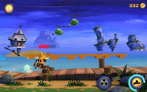 Guide Angry Birds Transform