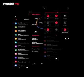PitchBlack – Substratum Theme For Oreo/Pie/10 (MOD, Paid) v87.7 3