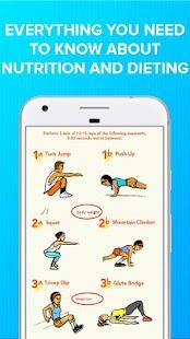Beginner Workout Trainer - náhled
