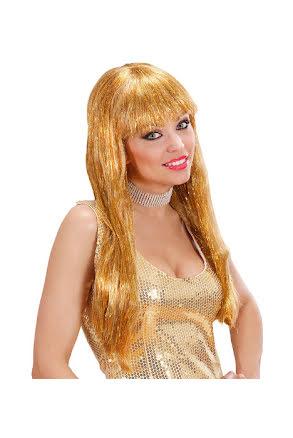 Peruk Glamour, guld