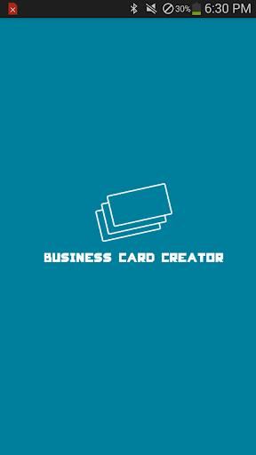 Business Card Creator