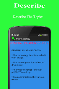 Pharmacology Medical screenshot 3