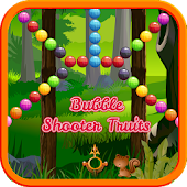Bubble Shooter Truits