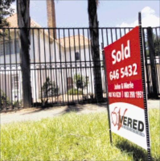 TOO RISKY: Applications for home loans are being turned down at banks even when the applicants qualify. © Sowetan.