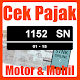 Download Cek Pajak Motor & Mobil For PC Windows and Mac