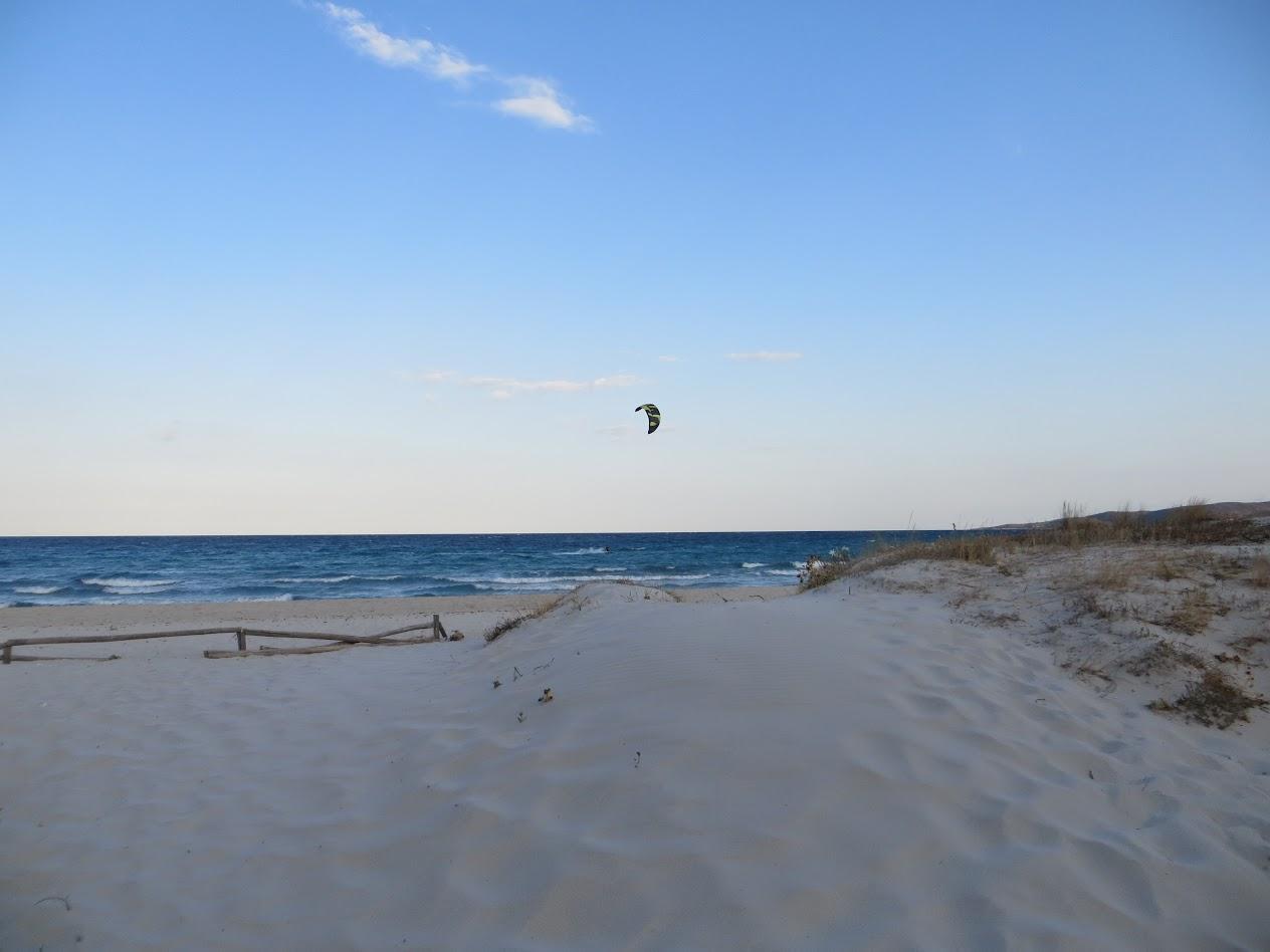 Фото пляжа в Сан Теодоро.