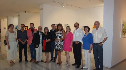 'Emociones de una vida' de Garren, exposición en el Museo de Almería