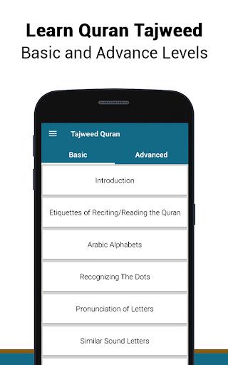 Tajweed Quran Tarteel Rules by Quran Reading (Google Play, United