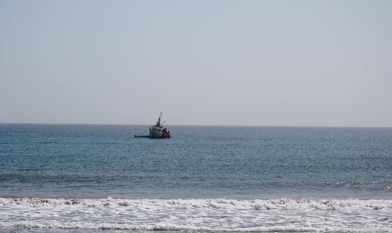 mare - pesca - uomo di PISCHEDDA@SIMONE