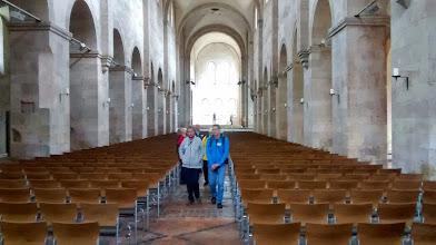 Photo: Eberbach kirkerummet