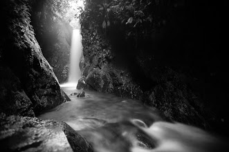 Photo: When the Light Falls  I really loved tis cascade in Mindo, Ecuador because of the rocks surrounding it and that it seemed to just merge with the light from above. Descending from the heavens. Unfortunately, I didn't snag the name of this one. A huge lesson in making sure to photograph the signs when you shoot :)  #travelthursday curated by +Laura Mitchum; #thirstythursday curated by +Giuseppe Basileand +Mark Esguerra  #southamerica  #ecuador  #waterfallphotography
