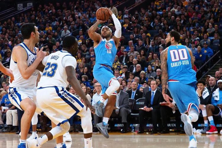 Sacramento Kings maken einde aan zegereeks Boston Celtics