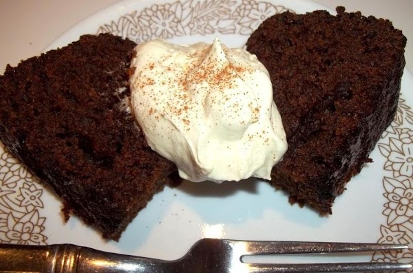 Favorite Gingerbread Loaf & Gingerbread Topping Recipe