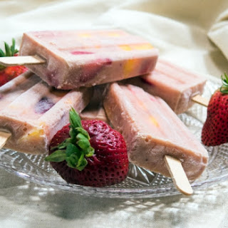 Strawberry Mango Creamsicle.