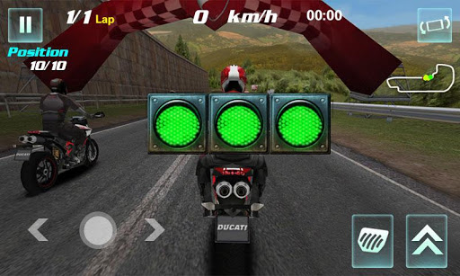 Real Moto Gp Racing  screenshots 1