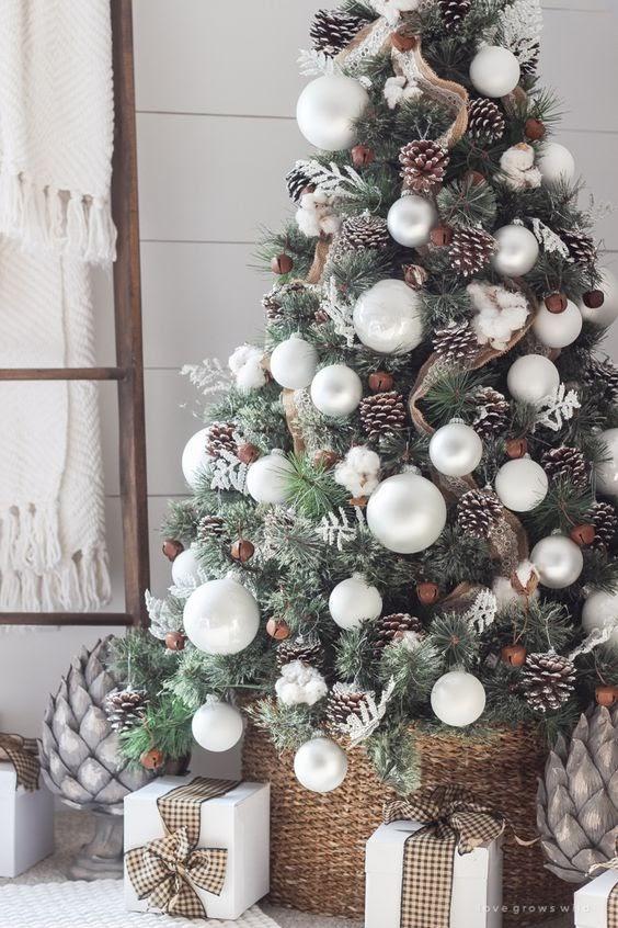 χριστουγεννιάτικα δέντρα που θα σας μαγέψουν