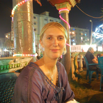 Expat  Woman in Cairo Fasting for Ramadan in Egypt