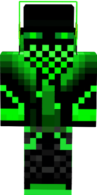 Minecraft Skin Wallpaper Girl Enderman Nova Skin