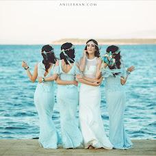 Wedding photographer Anıl Erkan (anlerkn). Photo of 29.11.2017