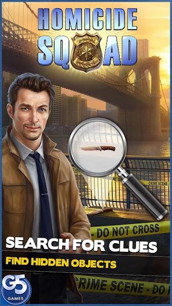 Homicide Squad: Hidden Crimes v1.7.600 (Mod Money)