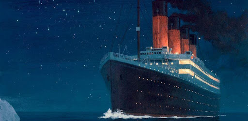 Download now! Can you escape the titanic?