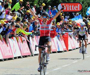 Thomas De Gendt Serge Pauwels Mont Ventoux Tour 2016