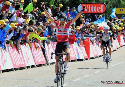 Vier jaar geleden waanzinnige taferelen op 'quatorze juillet': De Gendt wint op Ventoux en Froome zet het op een loopje