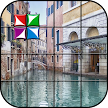 Tile Puzzle Italy APK