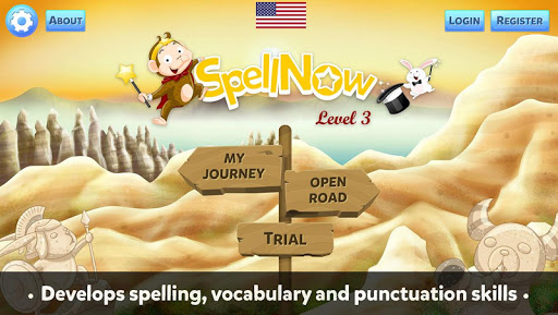 SpellNow Level 3 US 1.8.0 screenshots 4