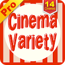Cinema Variety VR Pro - Multi Movie Theater