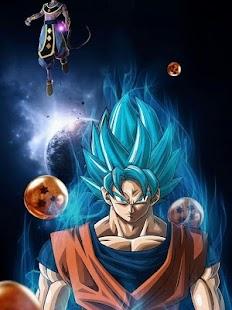 Goku SSG Wallpaper 4K Offline - náhled