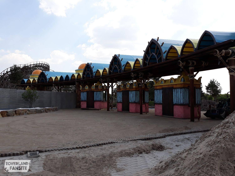Bouwupdate 9 mei 2018