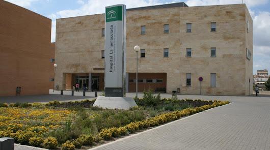 Una enferma de Covid-19 da a luz con éxito en el Hospital de Huércal-Overa