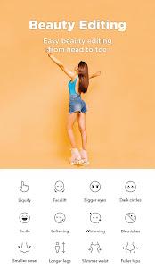 App Candy Camera - selfie, beauty camera, photo editor APK for Windows Phone