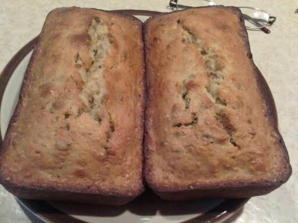 Harvest Banana Bread Recipe