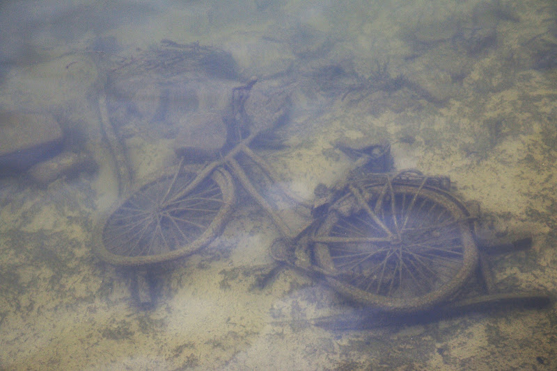 Bici a immersione di atlantex
